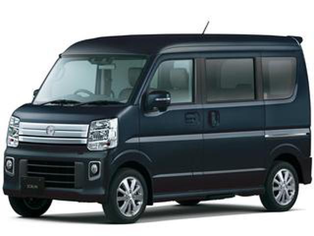 画像: マツダのワンボックス軽自動車「スクラムワゴン」が一部改良で低燃費性と利便性を向上。バンも同時に改良