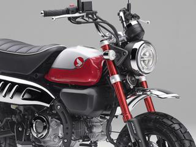 画像: ホンダ「モンキー125」がモデルチェンジ! 新型エンジン&5速ミッションを採用、価格は従来のABS車から据え置きで発売