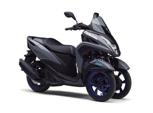 画像: ヤマハ「トシリティ155 ABS」【1分で読める 2021年に新車で購入可能な150ccバイク紹介】