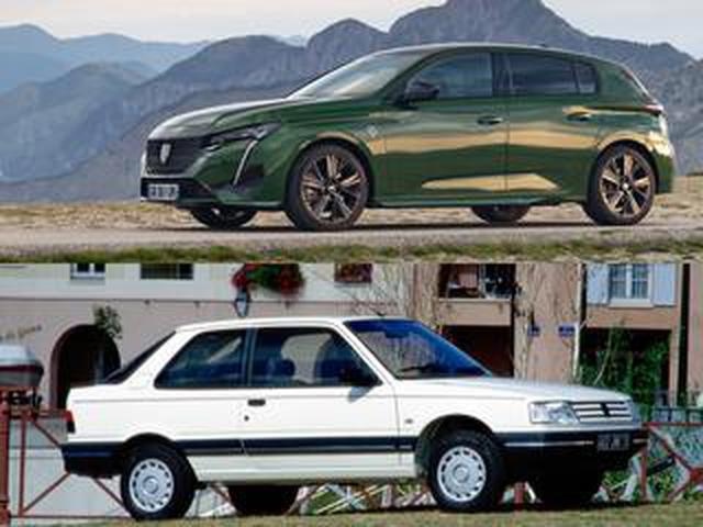 画像: プジョー新型308と300シリーズの歴史。数字を飛び越え突如登場した「309」とは【プジョー今昔ストーリー/その13:最終回】