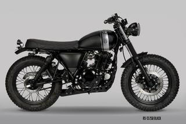 画像: マットモーターサイクルズ「RS-13 250」【1分で読める 2021年に新車で購入可能な250ccバイク紹介】