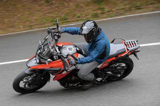 画像: スズキ「Vストローム1050XT」インプレ(2021年)|Vストローム・シリーズ 最高峰モデルの走行性能と装備を詳解