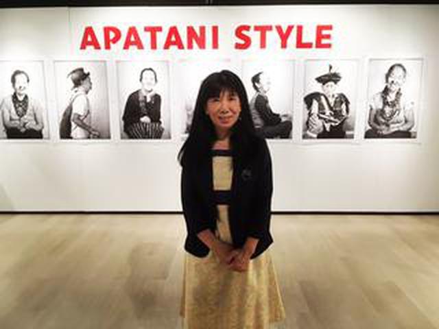 """画像: 榎並悦子写真展『APATANI STYLE』(インド・アパタニ族 暮らしと信仰)。インド北東部に住まう少数民族""""アパタニ族""""、知ってるヒトは少ないですよね!? アッサム州よりさらに僻地。"""
