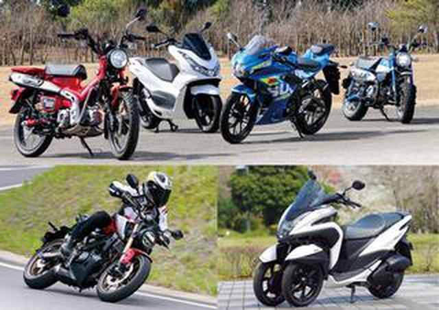 画像: 原付二種125ccバイクの人気ランキングTOP10|読者が選んだ2021年のベストモデルを発表!【JAPAN BIKE OF THE YEAR 2021】