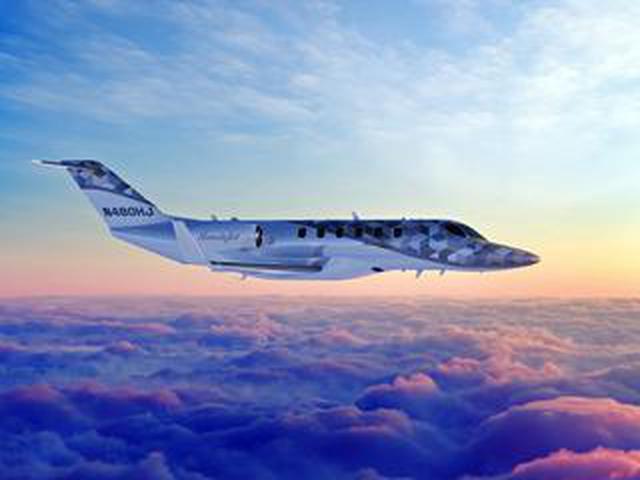 画像: 「ホンダジェット2600 コンセプト」を発表。ホンダジェットのワンランク上の小型ビジネスジェット機