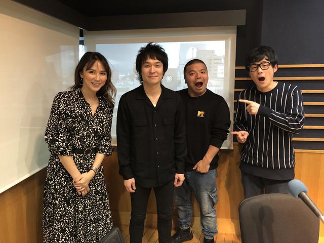 画像1: 間 慎太郎さんにお越しいただきました!