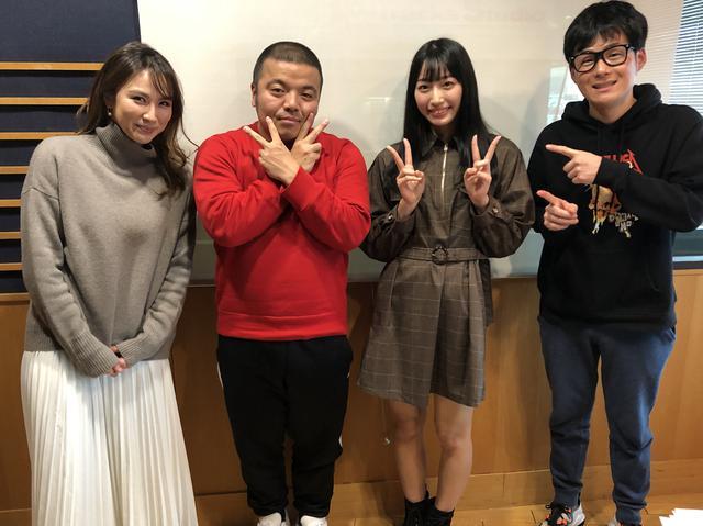 画像1: 今日の素敵なゲストは『高野渚』さん!!