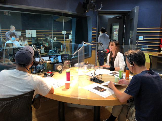 画像2: 映画「銃2020」から日南響子さんをリモートでお迎えしました!