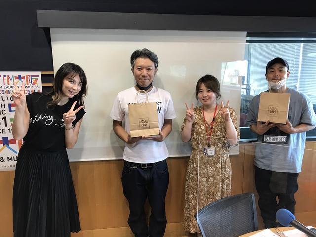 画像: 今日はK-twoKYOTOから中村美穂さんにお越しいただきました!