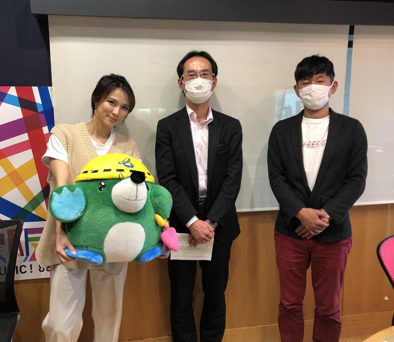 画像1: 5月12日水曜日 阪神高速maruごとハイウェイ!