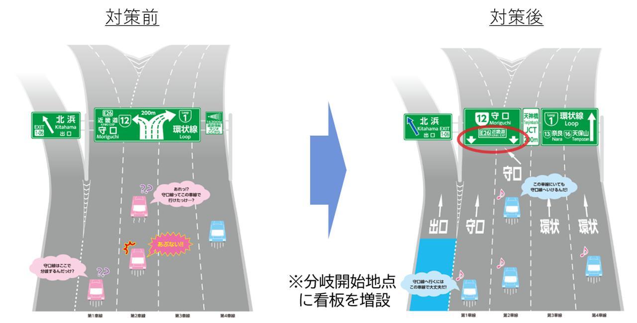 画像: 「阪高快適走行プロジェクト」を開始しました!|阪神高速道路株式会社 ドライバーズサイト