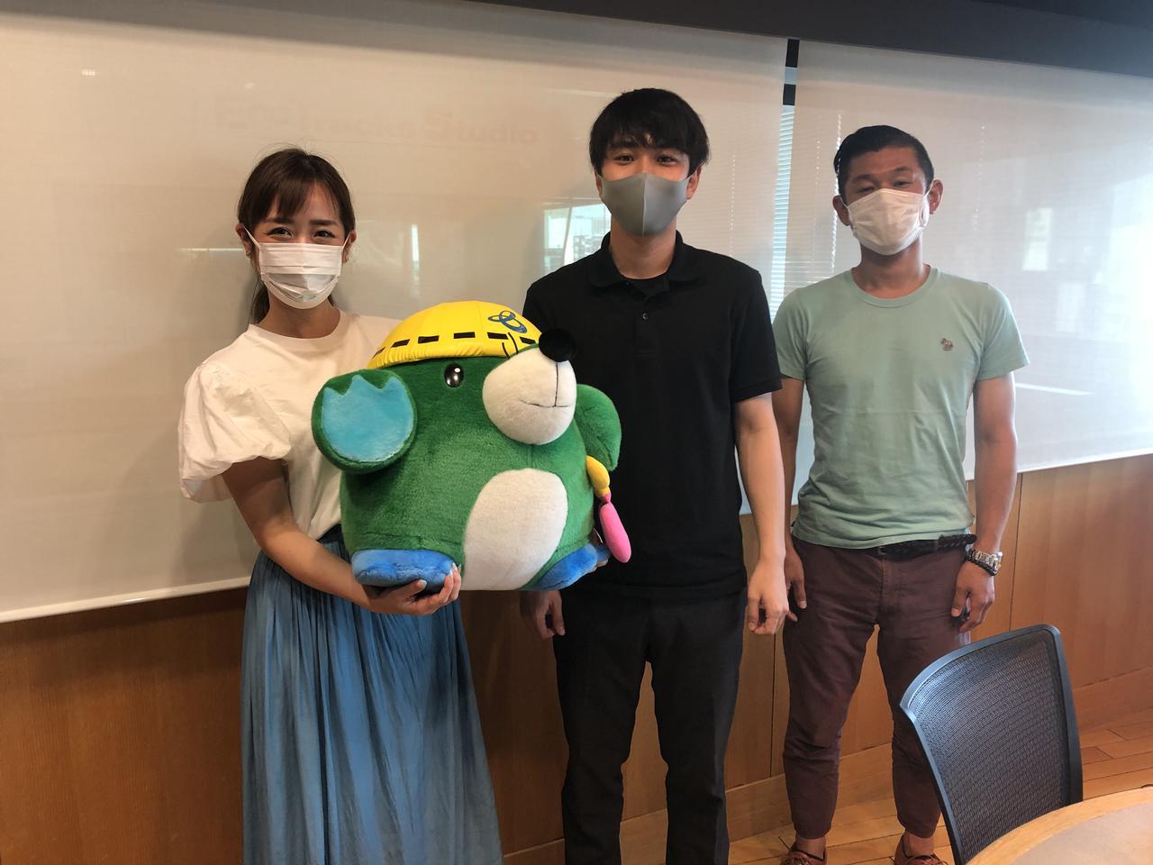 画像1: 7月28日水曜日 阪神高速maruごとハイウェイ!