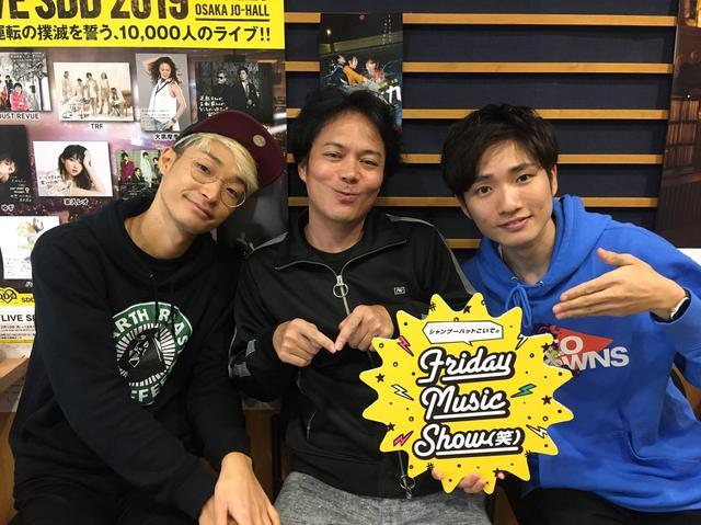 画像: 10月18日(金) シャンプーハットこいでのFriday Music Show (笑)