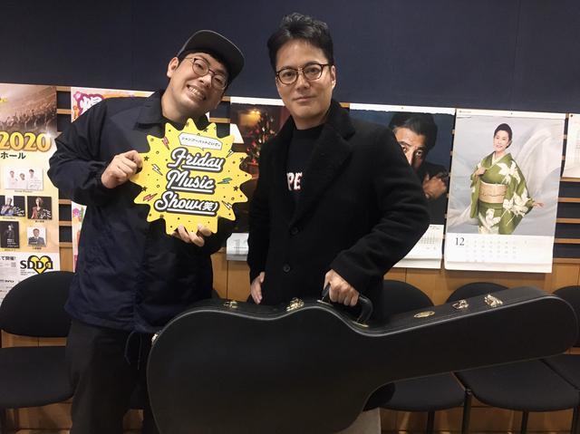 画像: 1月3日(金) シャンプーハットこいでのFriday Music Show(笑)