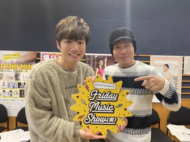 画像: 1月17日(金) シャンプーハットこいでのFriday Music Show(笑)