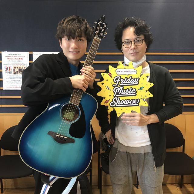 画像: 4月24日(金) シャンプーハットこいでのFriday Music Show(笑)