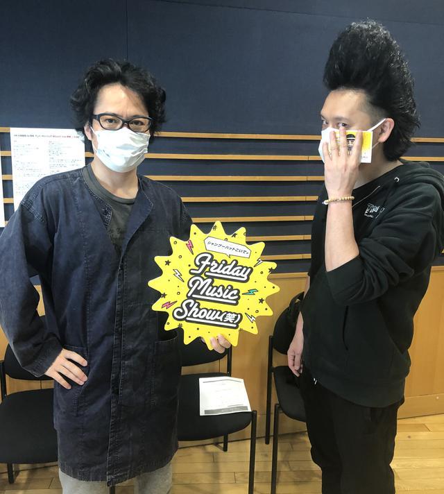 画像: 5月1日(金) シャンプーハットこいでのFriday Music Show(笑)