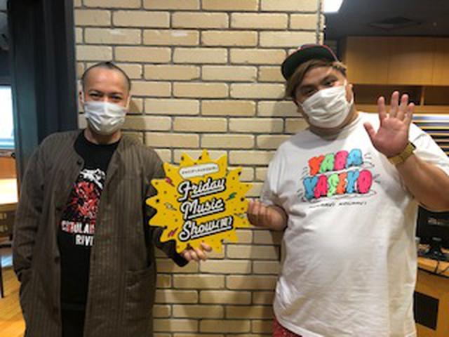 画像: 5月22日(金) シャンプーハットこいでのFriday Music Show(笑)