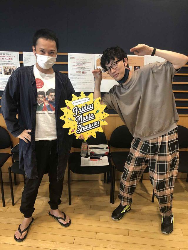 画像: 8月7日(金) シャンプーハットこいでのFriday Music Show(笑)