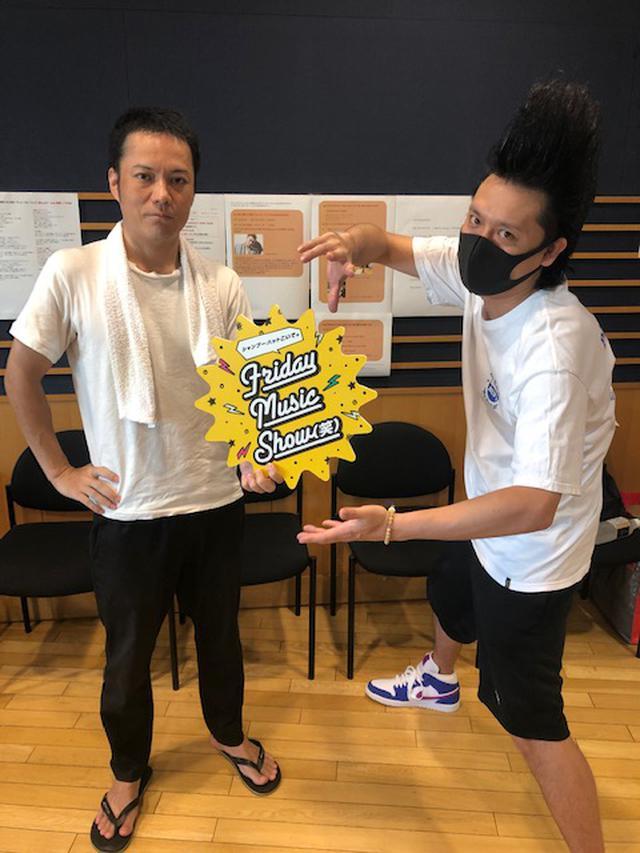 画像: 8月14日(金) シャンプーハットこいでのFriday Music Show(笑)