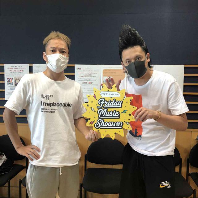 画像: 9月4日(金) シャンプーハットこいでのFriday Music Show(笑)