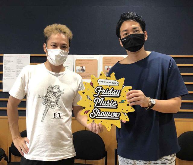 画像: 9月18日(金) シャンプーハットこいでのFriday Music Show(笑)