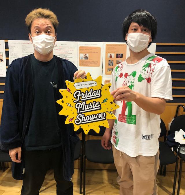画像: 10月9日(金) シャンプーハットこいでのFriday Music Show(笑)