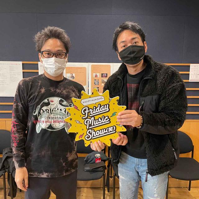 画像: 12月11日(金) シャンプーハットこいでのFriday Music Show(笑)