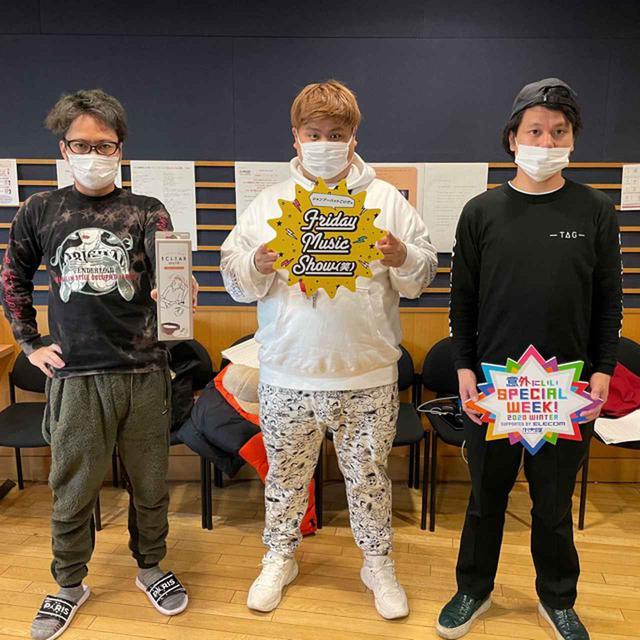 画像: 12月18日(金) シャンプーハットこいでのFriday Music Show(笑)