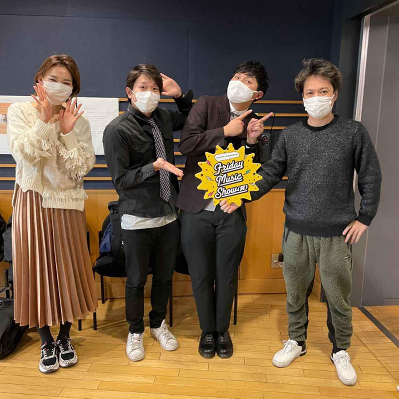 画像: 1月15日(金) シャンプーハットこいでのFriday Music Show(笑)