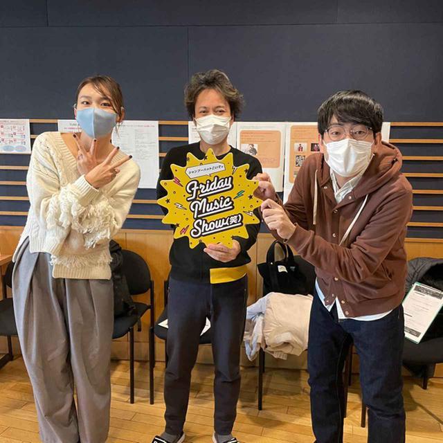 画像: 2月19日(金) シャンプーハットこいでのFriday Music Show(笑)