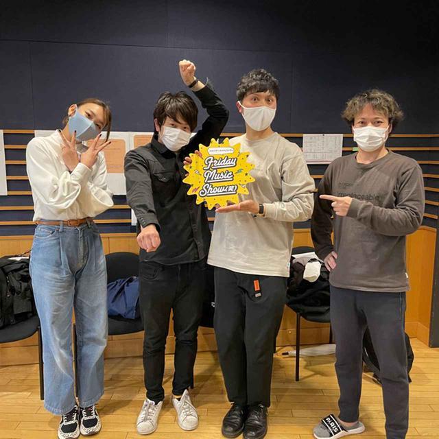 画像: 3月5日(金) シャンプーハットこいでのFriday Music Show(笑)