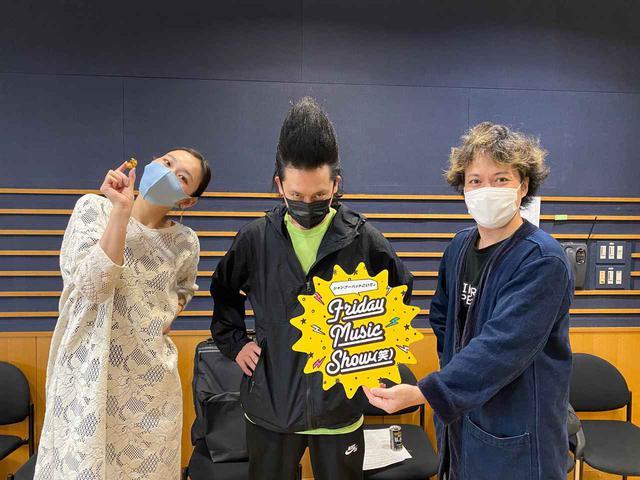 画像: 4月2日(金)シャンプーハットこいでのFriday Music Show(笑)