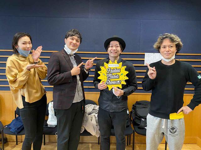 画像: 4月9日(金)シャンプーハットこいでのFriday Music Show(笑)