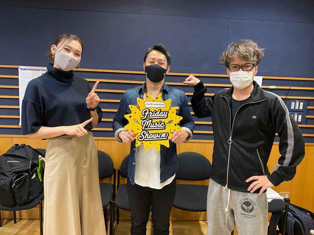 画像: 4月30日(金)シャンプーハットこいでのFriday Music Show(笑)