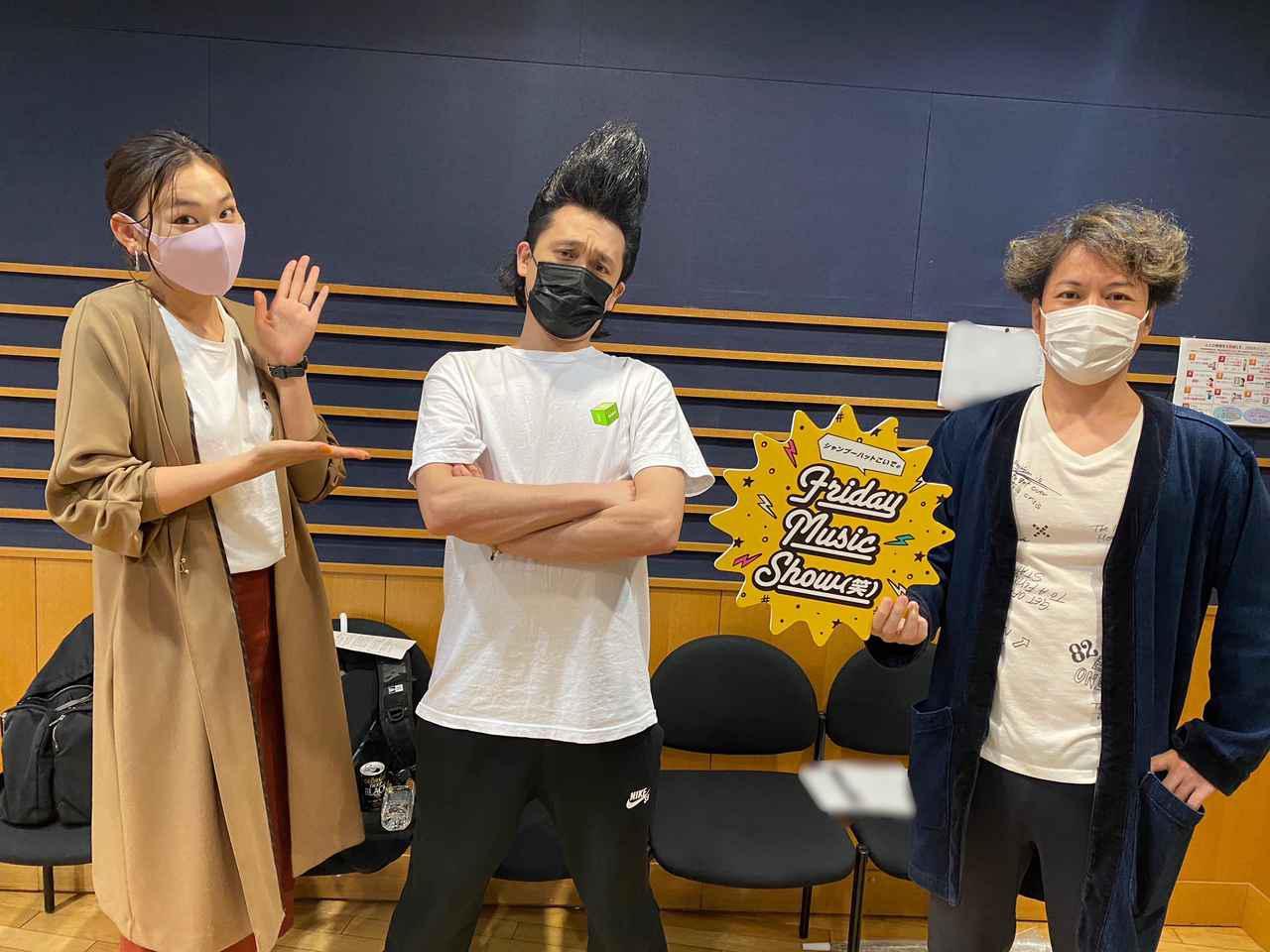 画像: 6月4日(金)シャンプーハットこいでのFriday Music Show(笑)