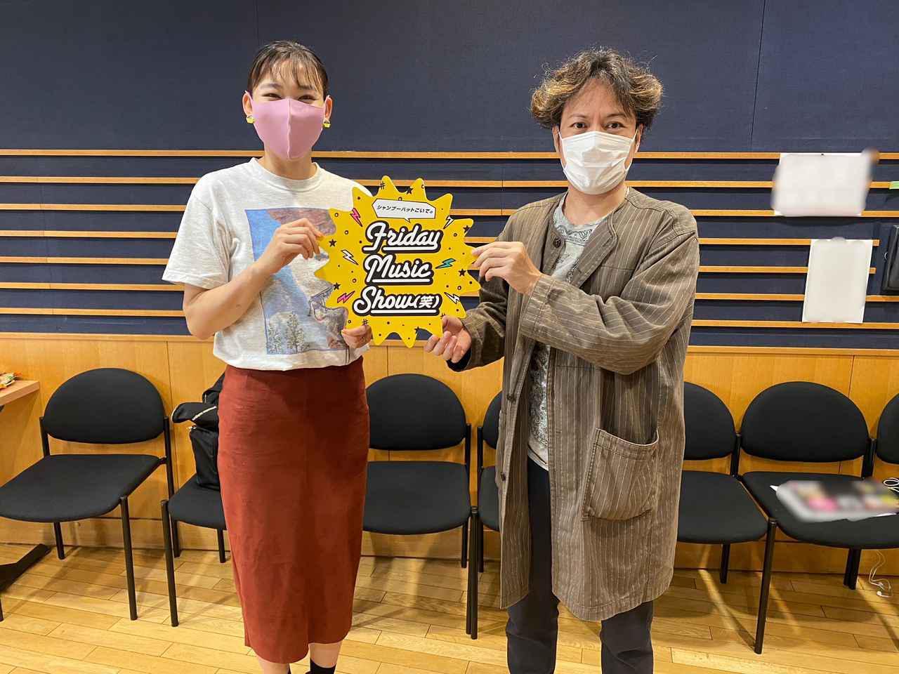 画像: 6月18日(金)シャンプーハットこいでのFriday Music Show(笑)