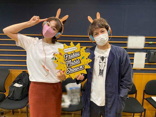 画像: 7月2日(金)シャンプーハットこいでのFriday Music Show(笑)