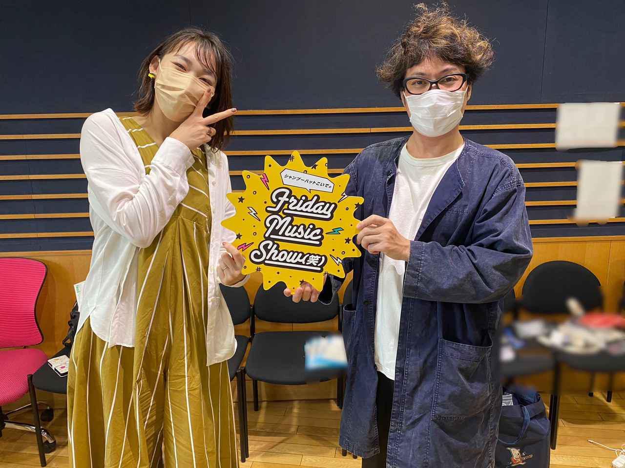 画像: 7月9日(金)シャンプーハットこいでのFriday Music Show(笑)