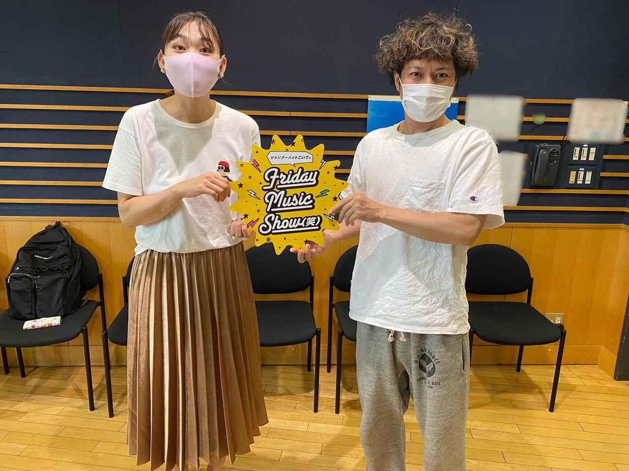 画像: 7月23日(金)シャンプーハットこいでのFriday Music Show(笑)