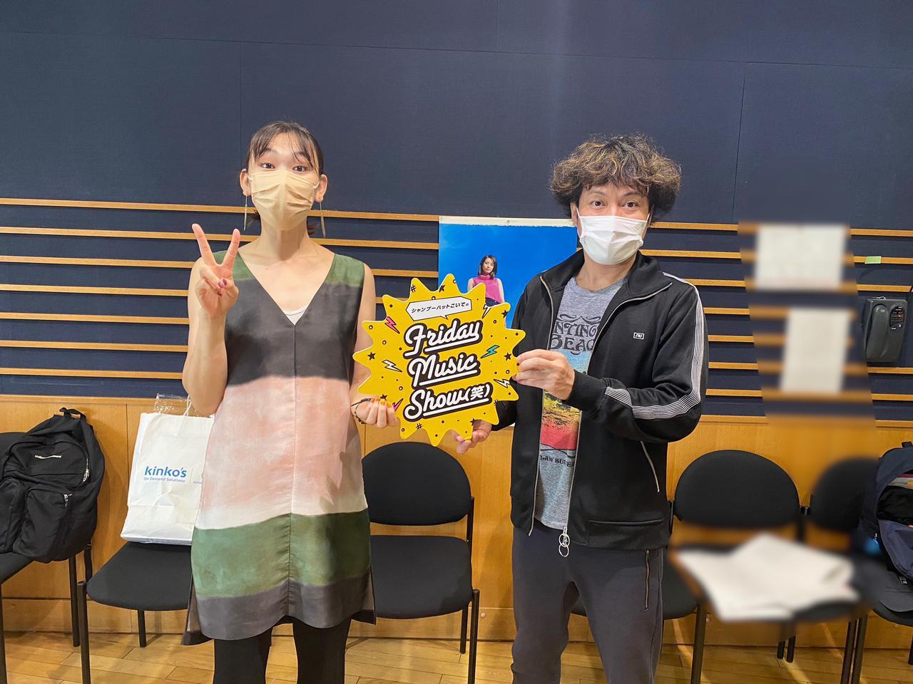 画像: 7月30日(金)シャンプーハットこいでのFriday Music Show(笑)