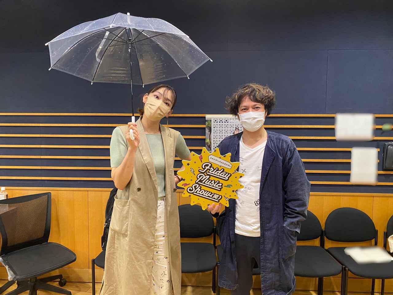 画像: 8月13日(金)シャンプーハットこいでのFriday Music Show(笑)