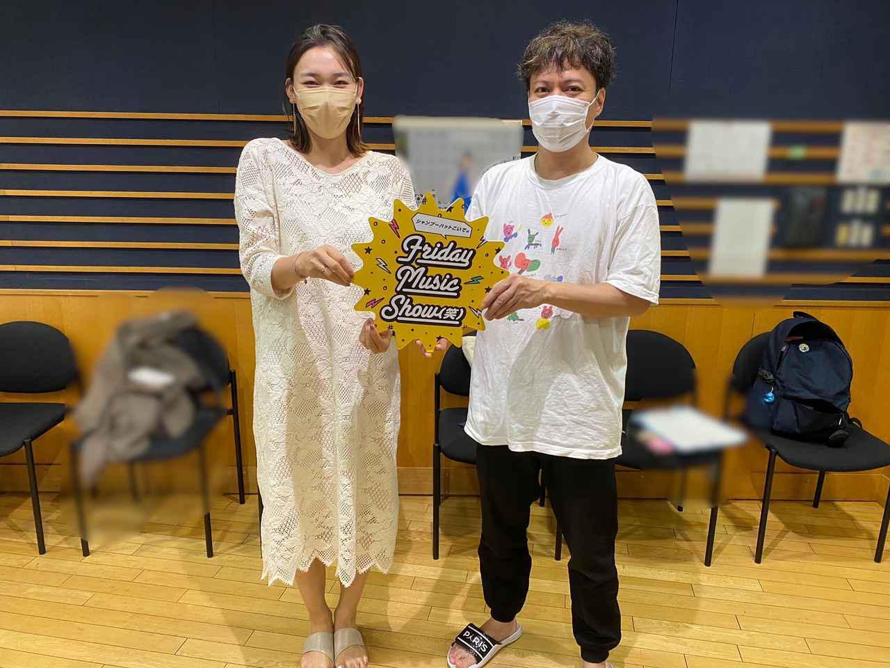 画像: 8月20日(金)シャンプーハットこいでのFriday Music Show(笑)