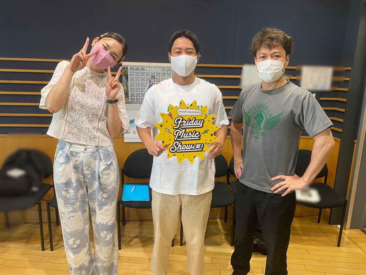 画像: 8月27日(金)シャンプーハットこいでのFriday Music Show(笑)