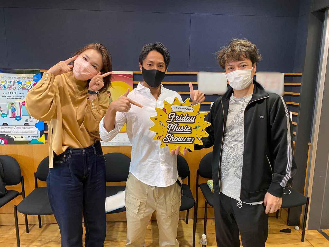画像: 9月24日(金)シャンプーハットこいでのFriday Music Show(笑)