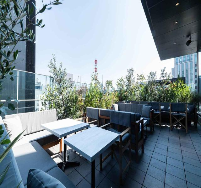 画像: 『ワイン王国』「TOKYO ワインバル クルージング」~テラスが一押しのバル~②「オーパス」 テラスで涼しく!気鋭のシェフが手掛けるモダンシーフードグリル