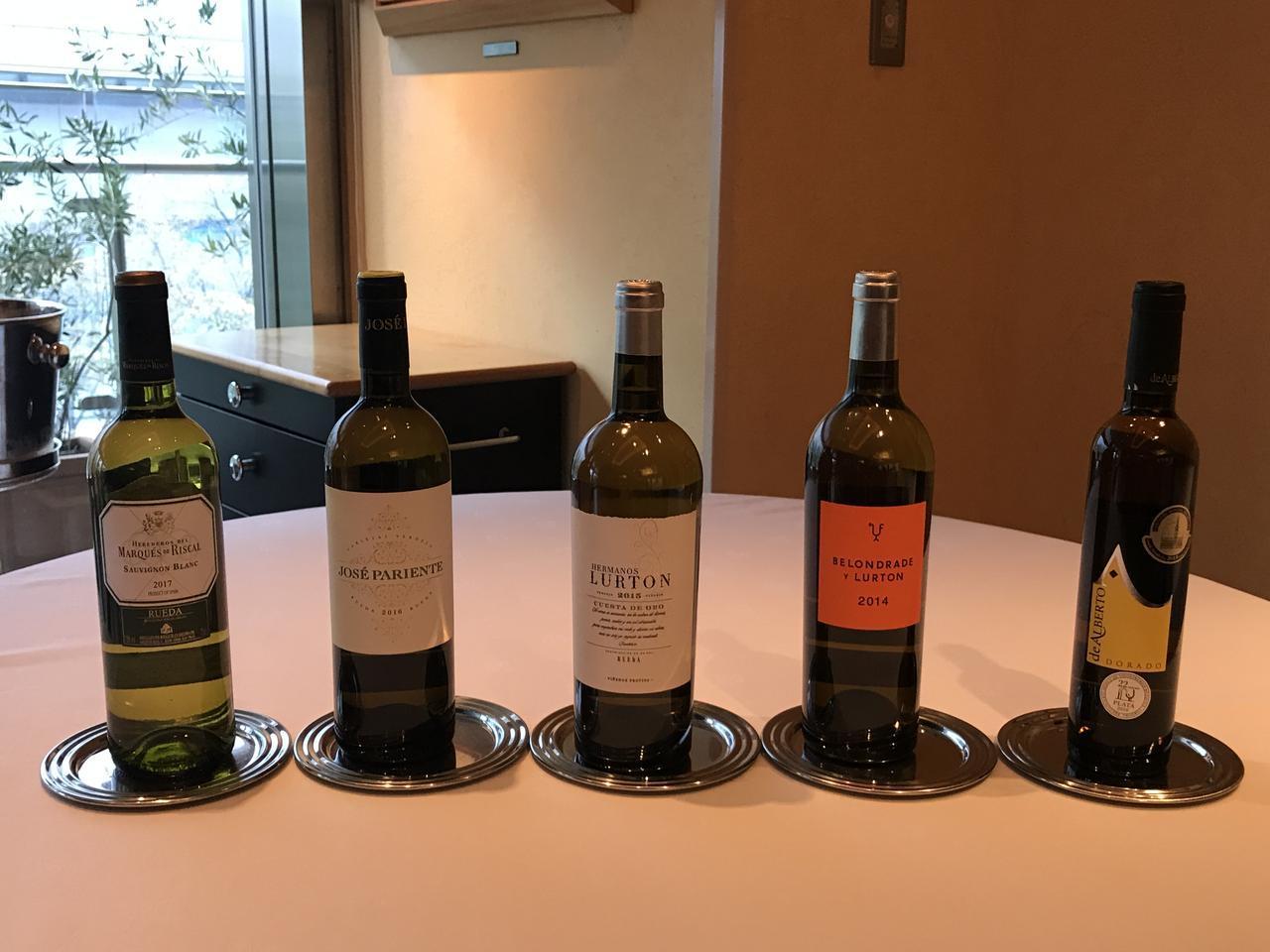 画像1: スペイン・DOルエダ メディアランチセミナー開催 料理とワインのペアリング