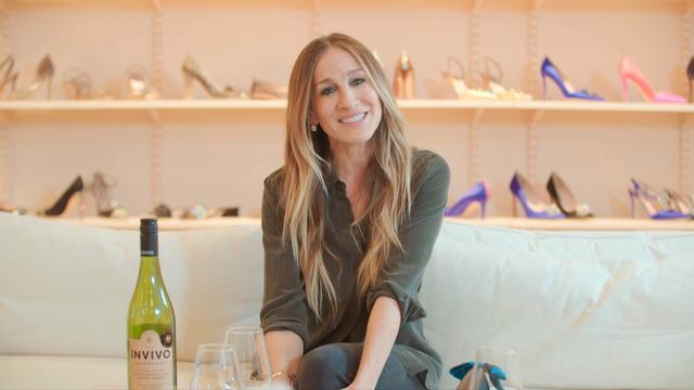 画像2: 【10月下旬再入荷予定】サラ・ジェシカ・パーカーさんがニュージーランドワインをプロデュース!