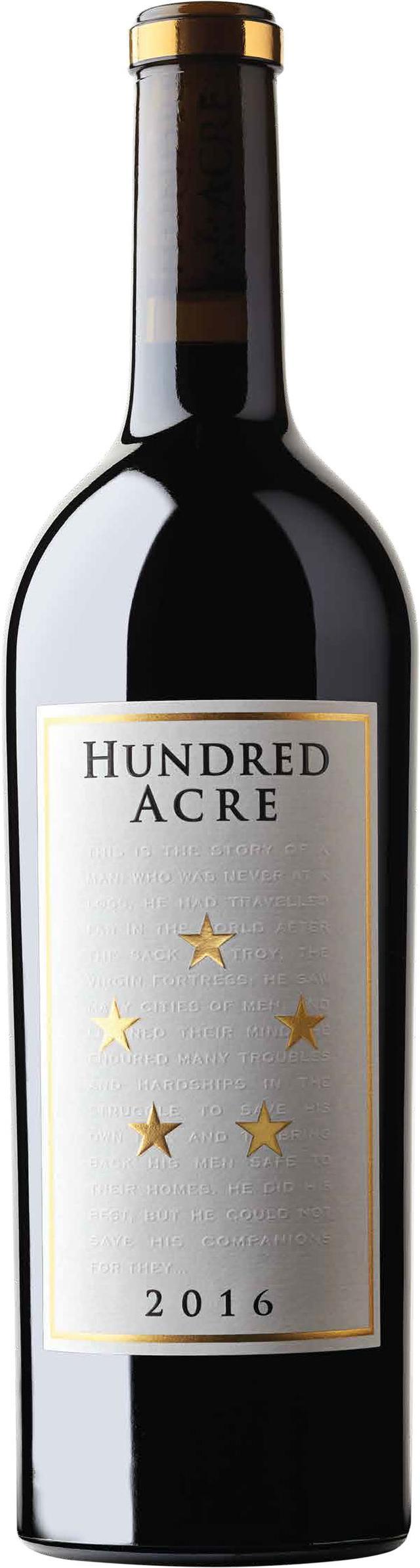 画像: アメリカの最高峰ワイン『ハンドレッド・エーカー』