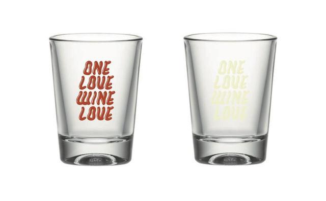 画像: 「木村硝子店×One Love, Wine Love」のオリジナルグラスも数量限定で販売